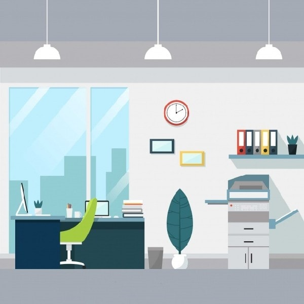 Designing a Lean office