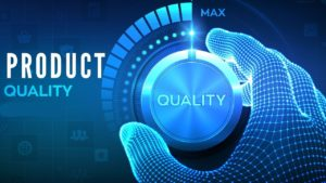 Different Steps of Product Quality Management
