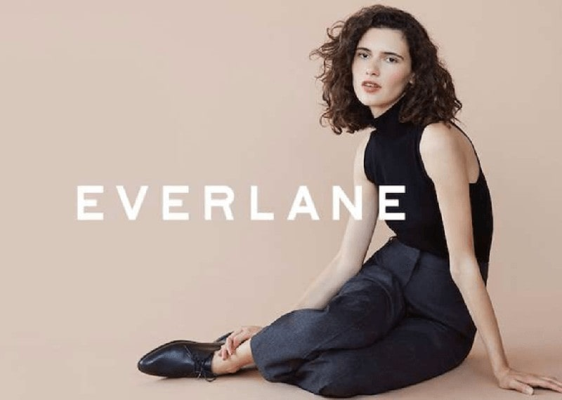 Everlane | Top 15 Sustainable Clothing Brands