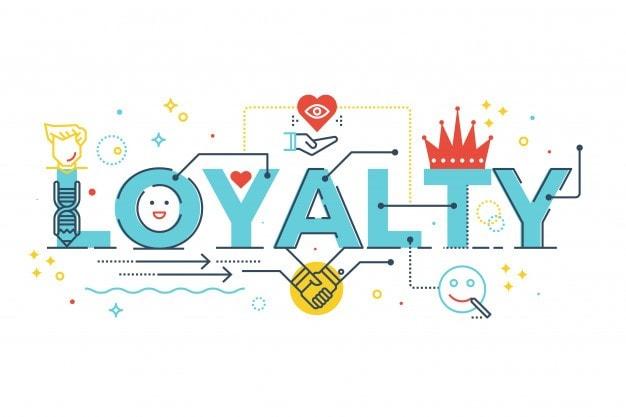 Gain loyalty of customers