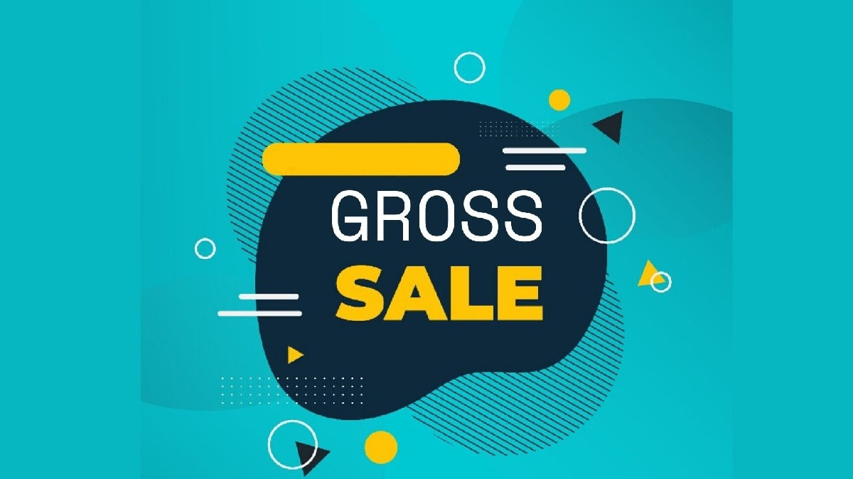 Gross Sales- Get Familiar With The Concept