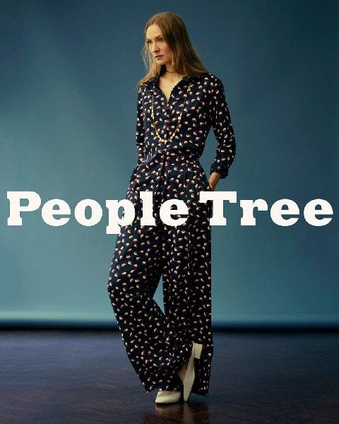People Tree | Top 15 Sustainable Clothing Brands
