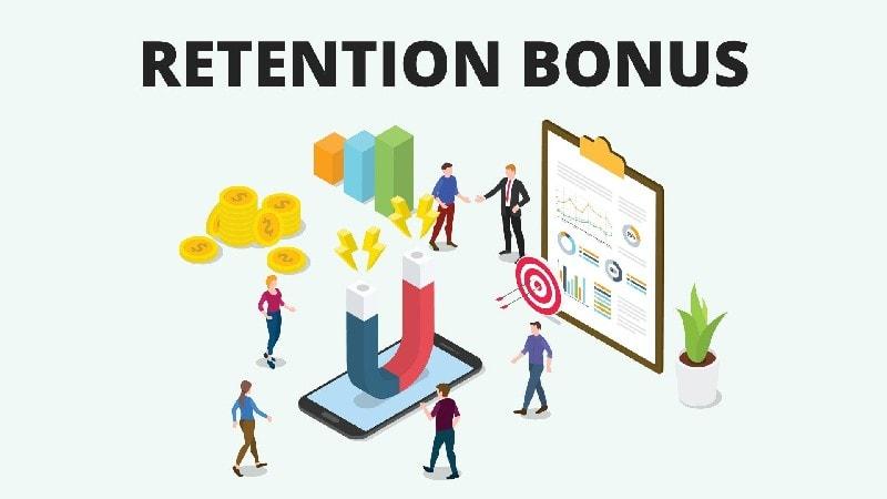 The right person for the retention bonus