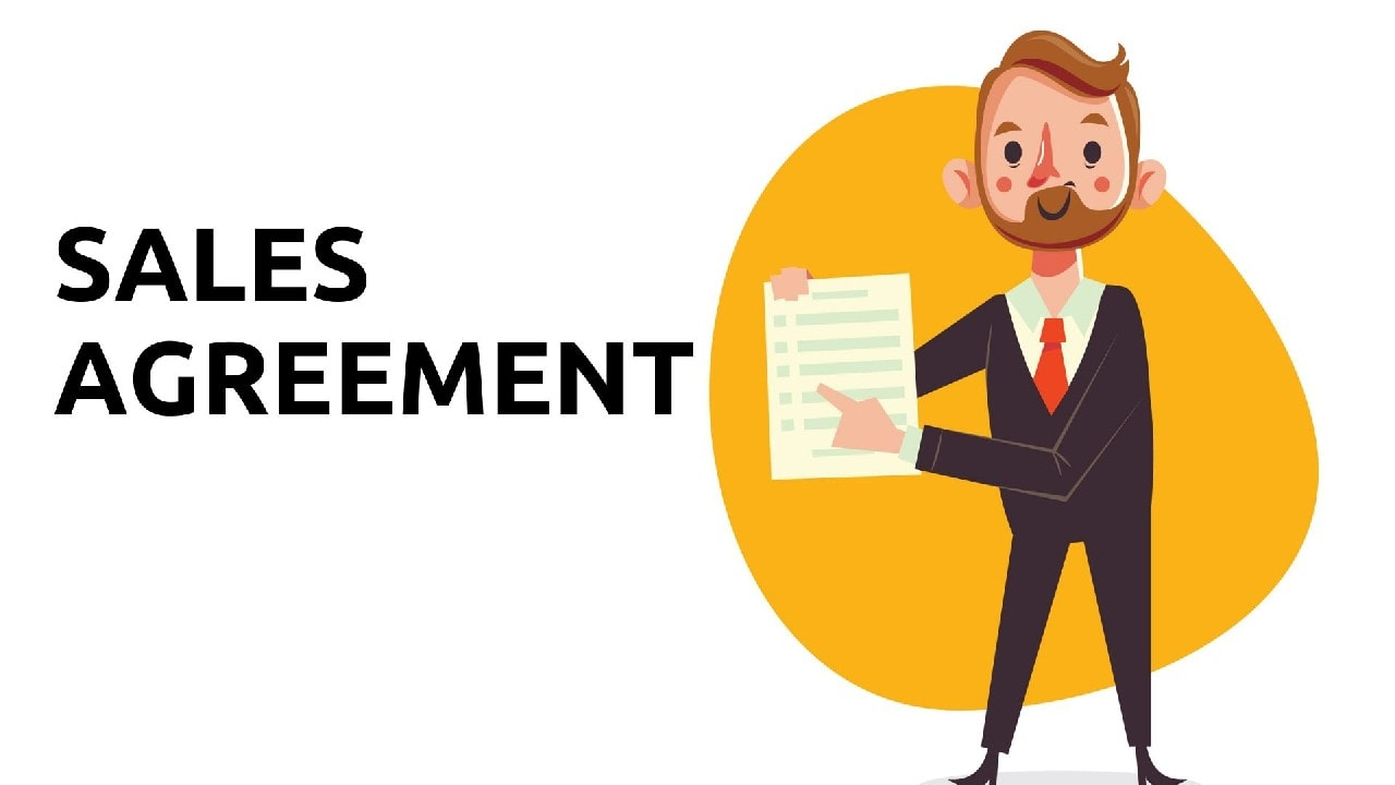 What Should You Know About A Sales Agreement