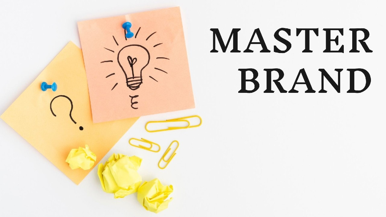 What is a master brand