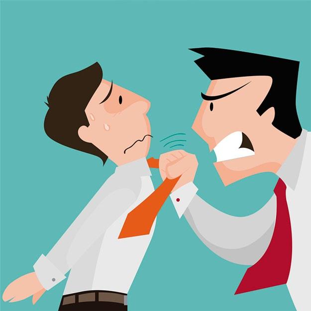 3 Steps of Anger Management