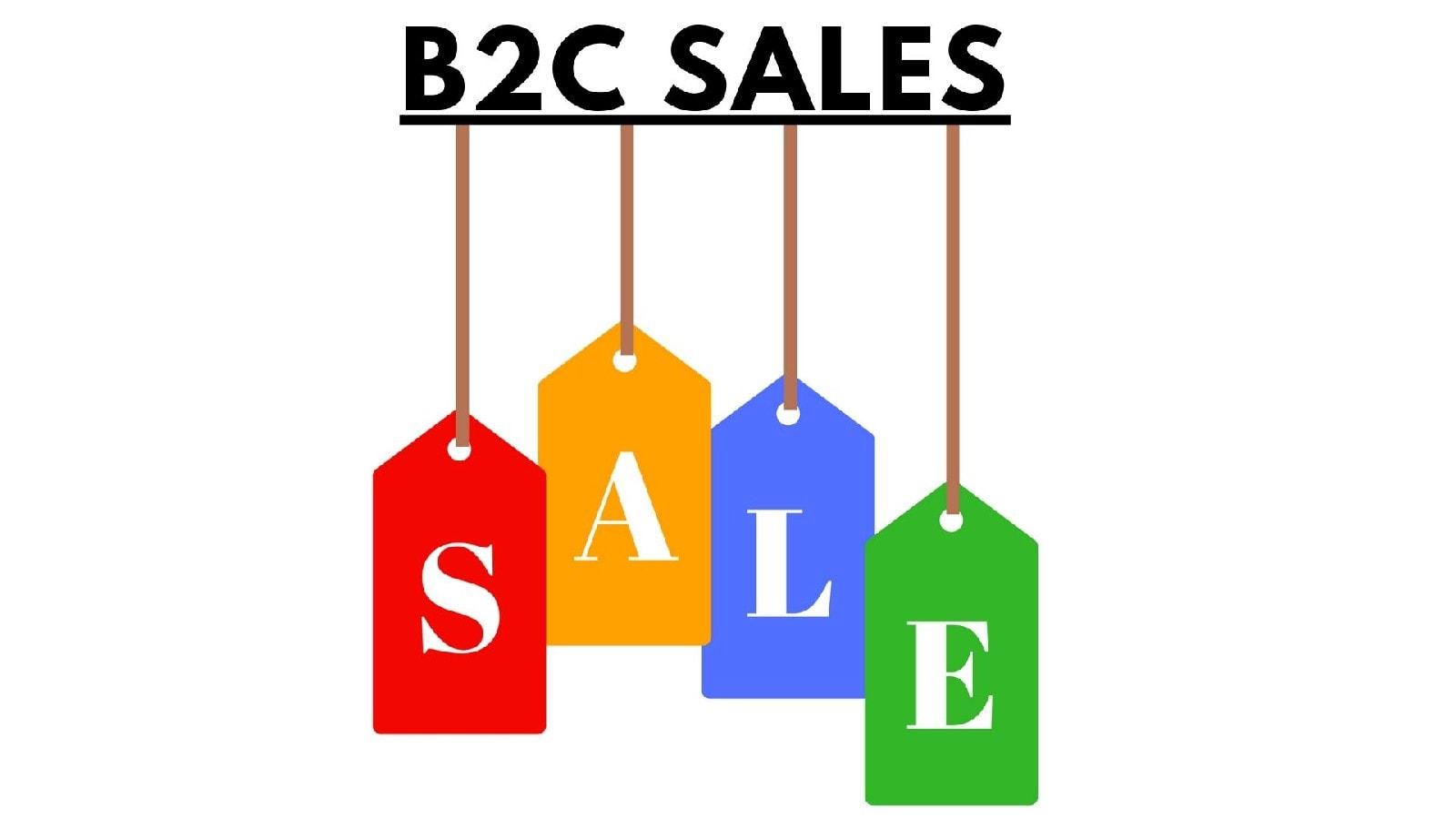 B2C sales