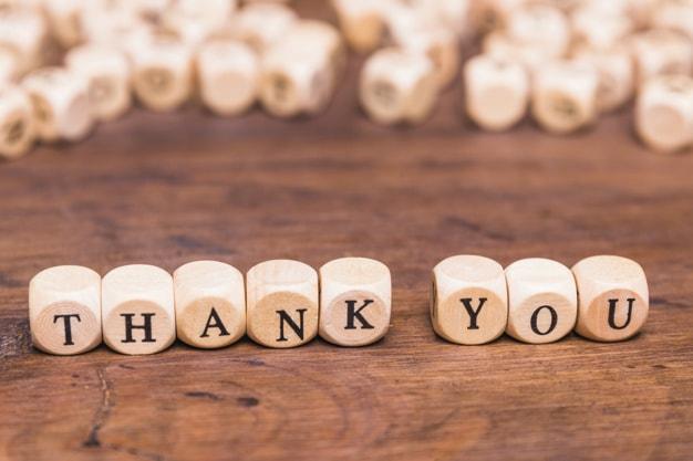 Best Ways to be Grateful
