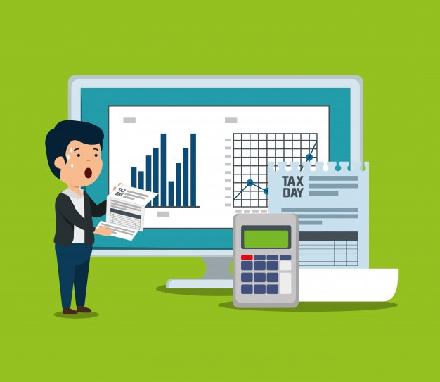 Components of an income statement