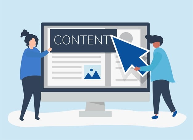 Content Management related to Digital Skills
