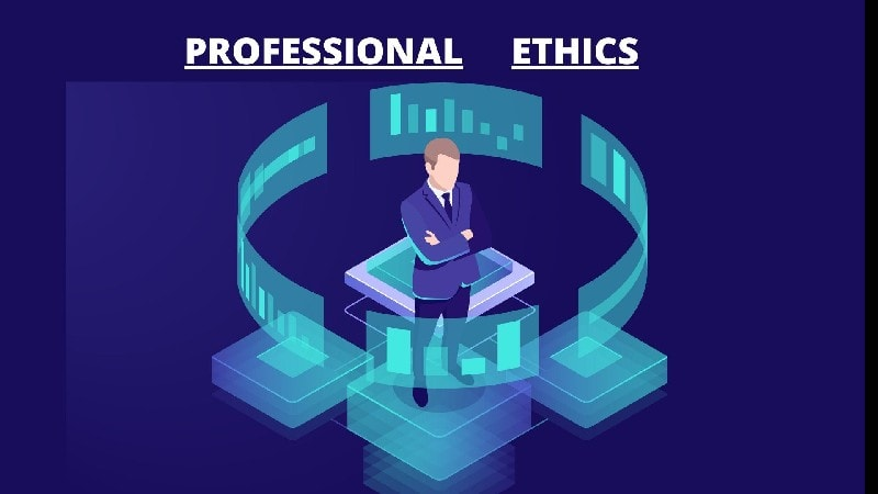 Example of Professional Ethics