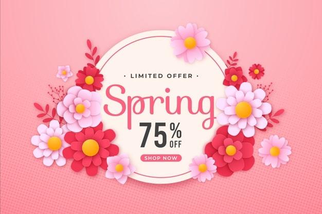 Seasonal discounts