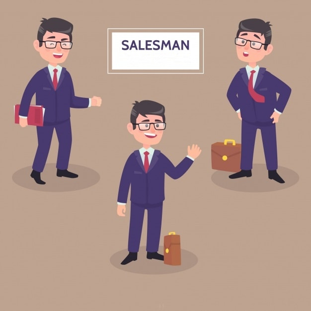 Skills and traits required for an entry-level sales job