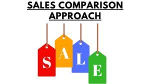 sales comparison approach