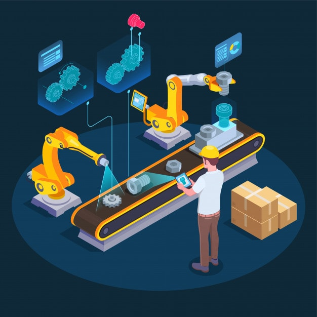 Augmented Reality in Industrial Manufacturing