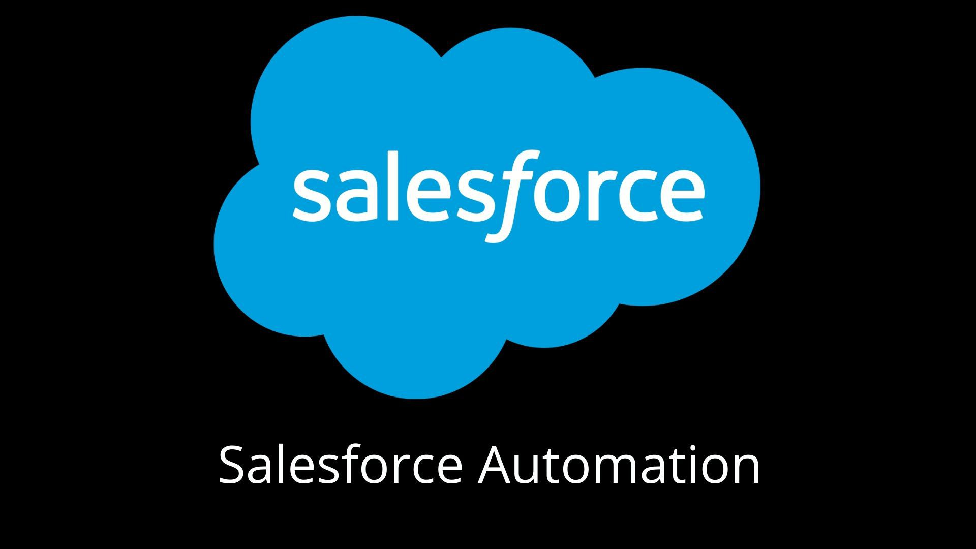Features of sales force automation software's