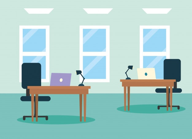 Have a separate Office Space