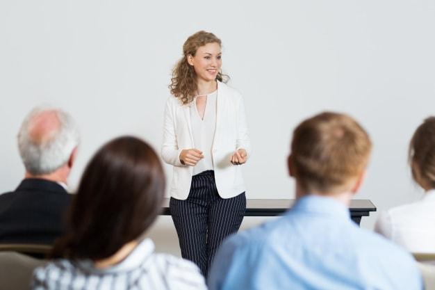 Public Speaking | Organising Skills