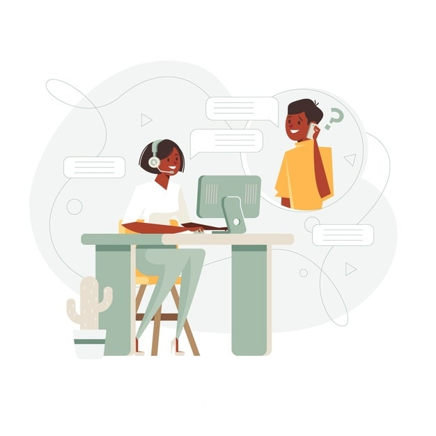 Sales support Helpers