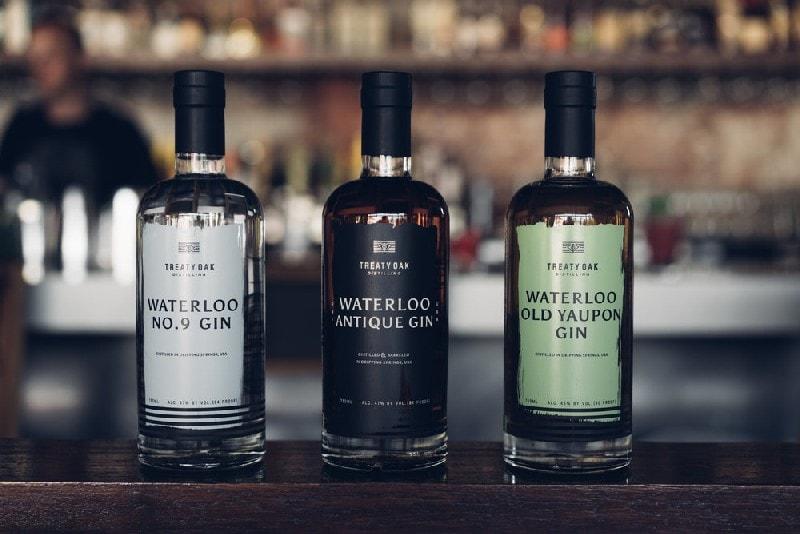 Treaty Oak | Gin Brands