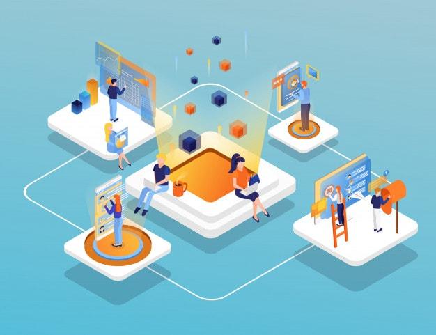 Types of virtual organisation