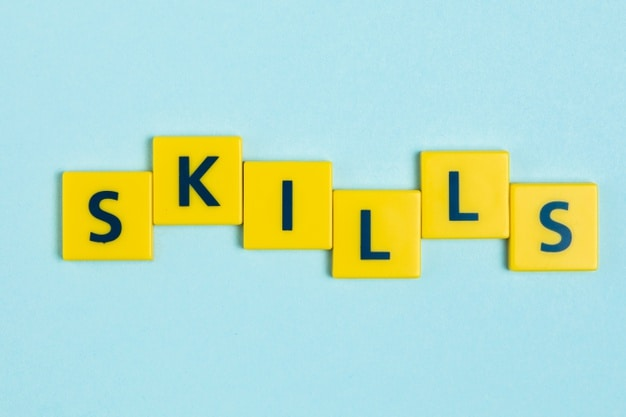 What are the different kinds of skill sets