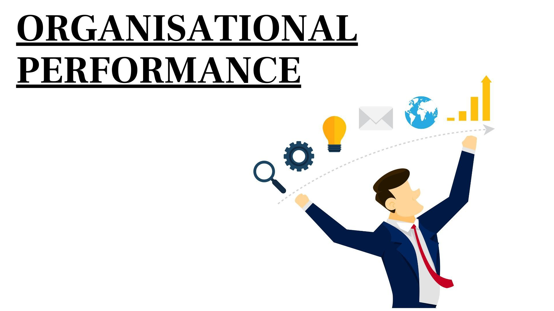 What is Organizational Performance