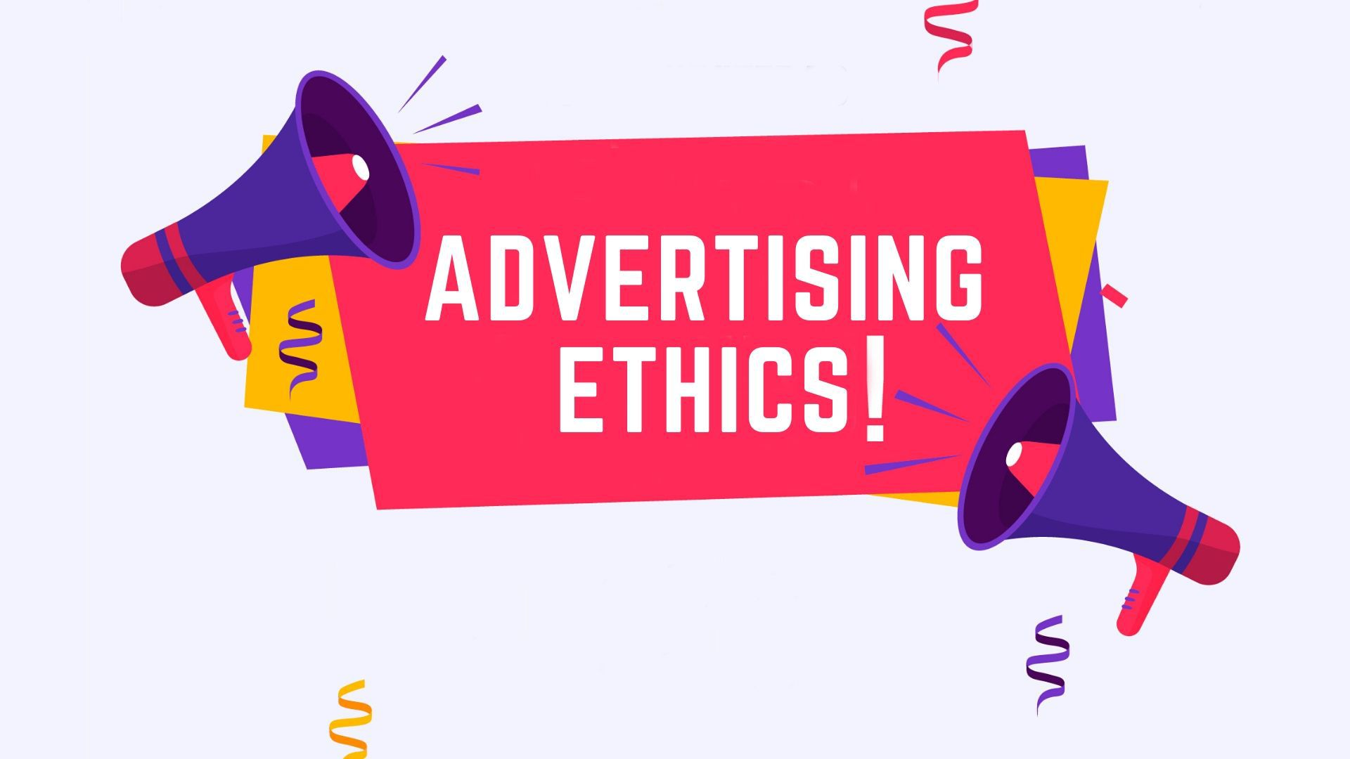 9 Principles upon which Advertising Ethics are based upon