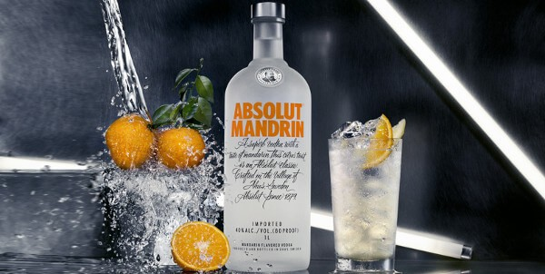 Absolut Vodka - The bottles are perfect examples of good advertising