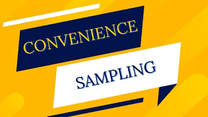 Applications of convenience sampling
