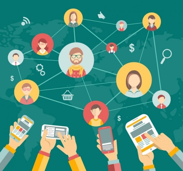 Build a social support network | Relocating