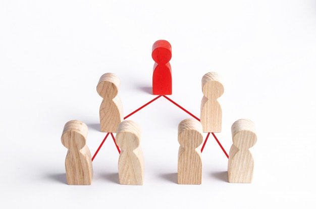 Building hierarchical agility