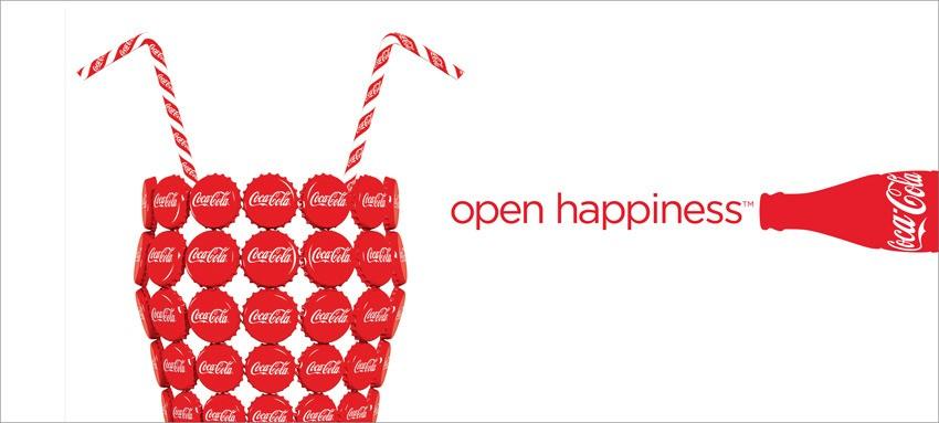 Coca-Cola – Open Happiness