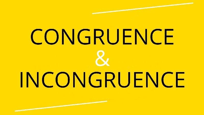 Congruence and Incongruence
