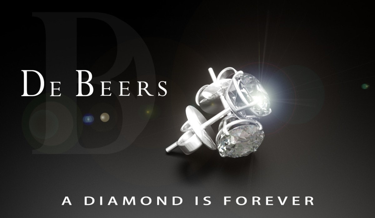 De Beers – A Diamond is Forever