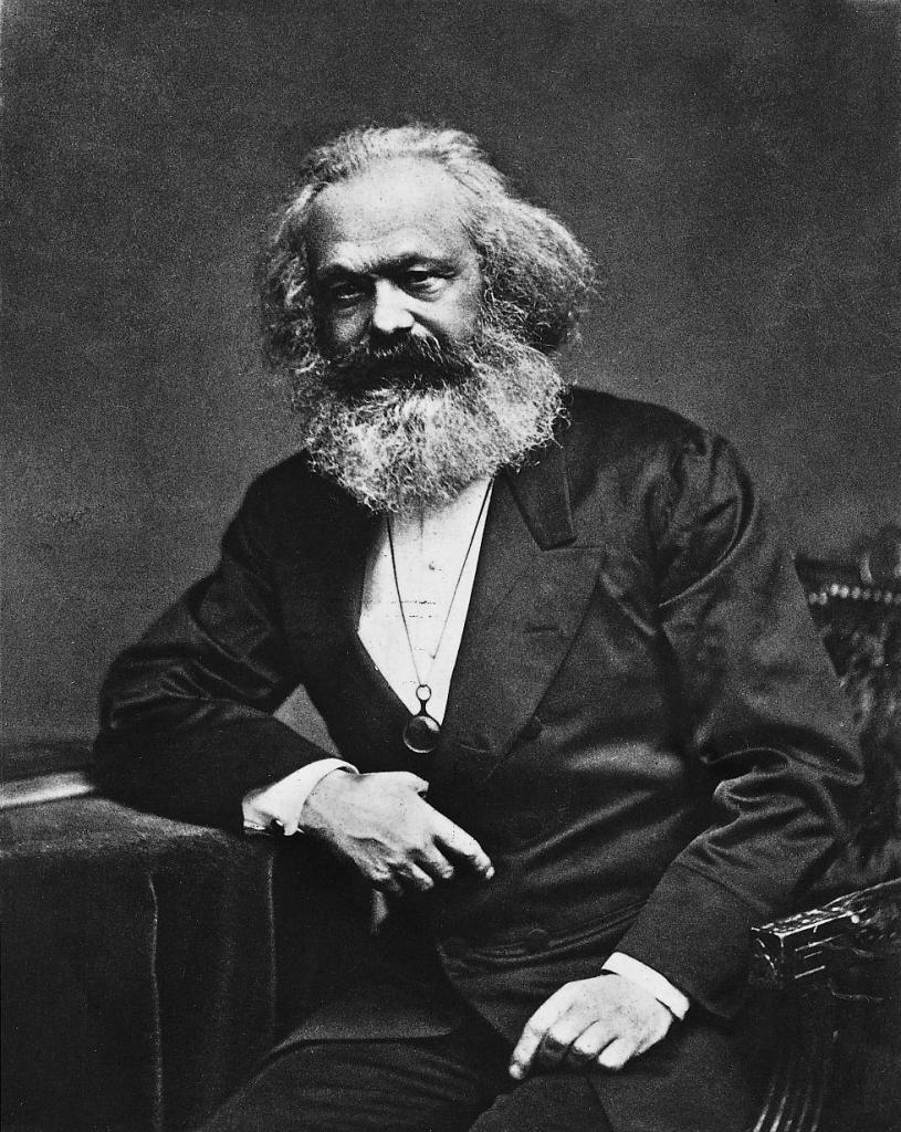 Karl Marx's social theory