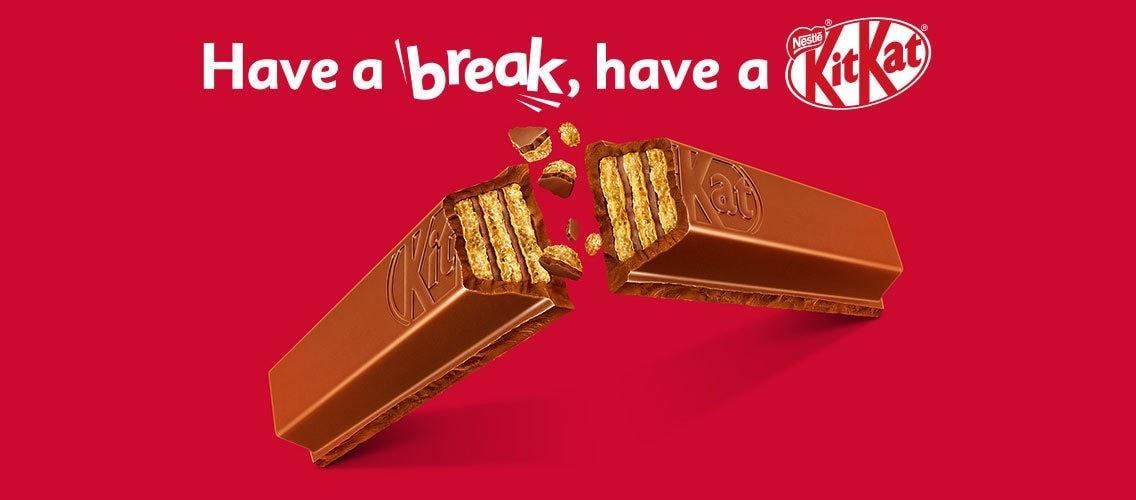 Kit Kat – Have A Break Have A Kit Kat