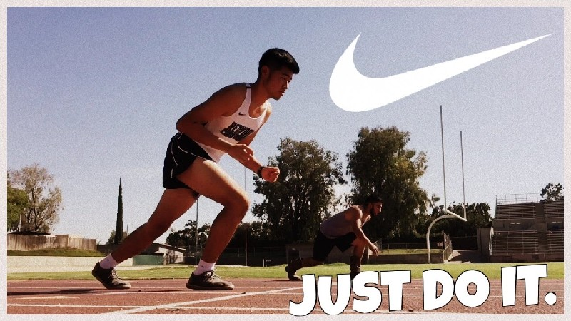 Nike - Just Do It Advertisement