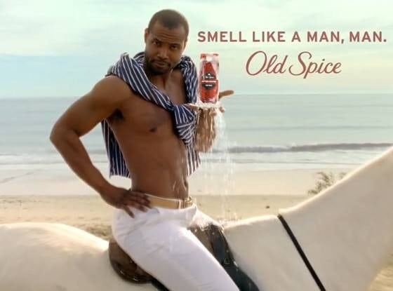 Old Spice - It differentiated itself with excellent advertising campaigns
