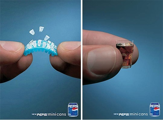 Pepsi Creative Advertising Campaigns
