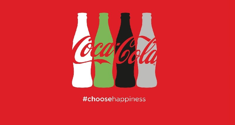 Series of Coca-Cola's Advertisements used in Coca-Cola Advertising Campaigns