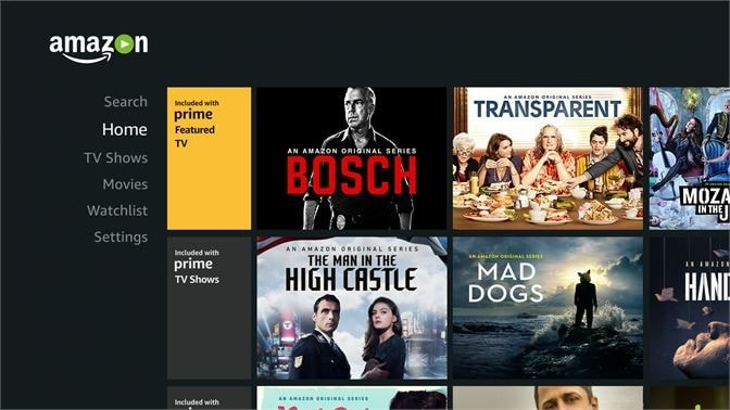 Strengths in the SWOT Analysis of Prime Video