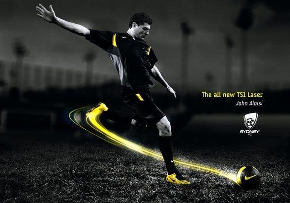 Методы, используемые Nike в рекламе