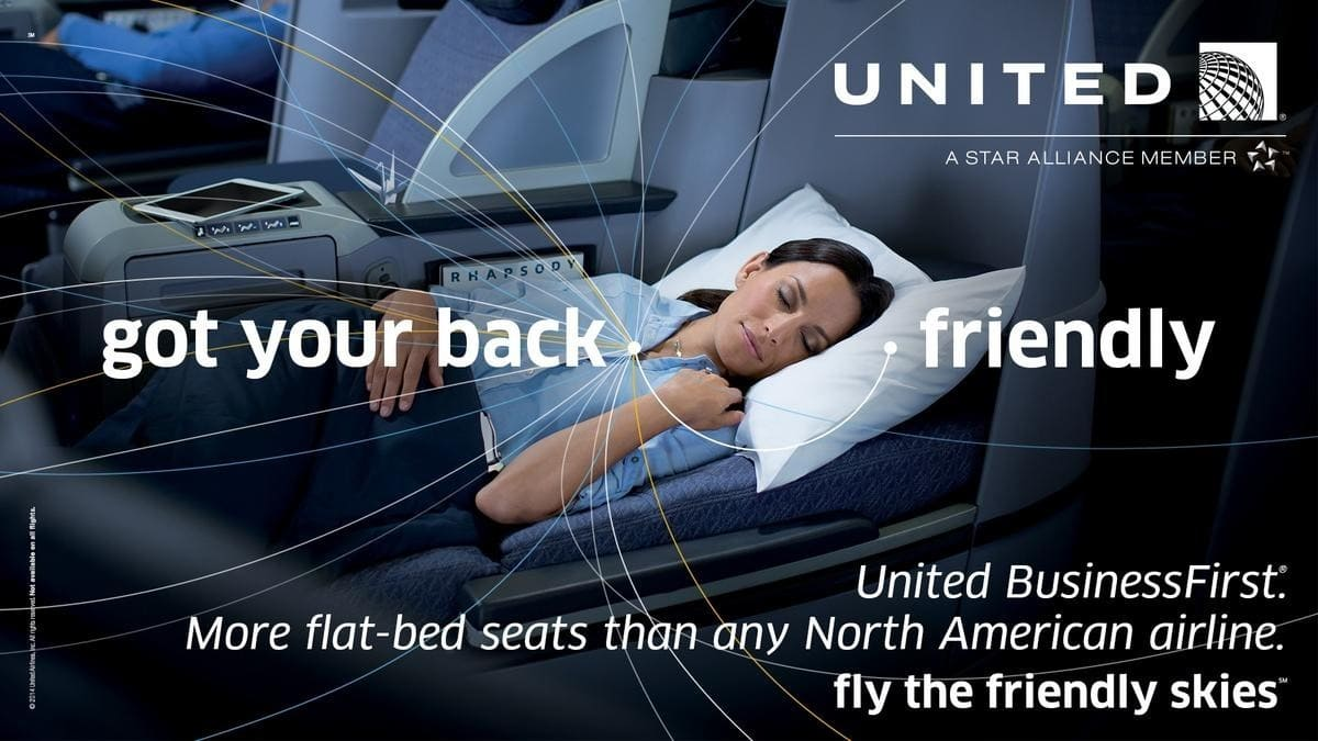 United Airlines – Fly The Friendly Skies