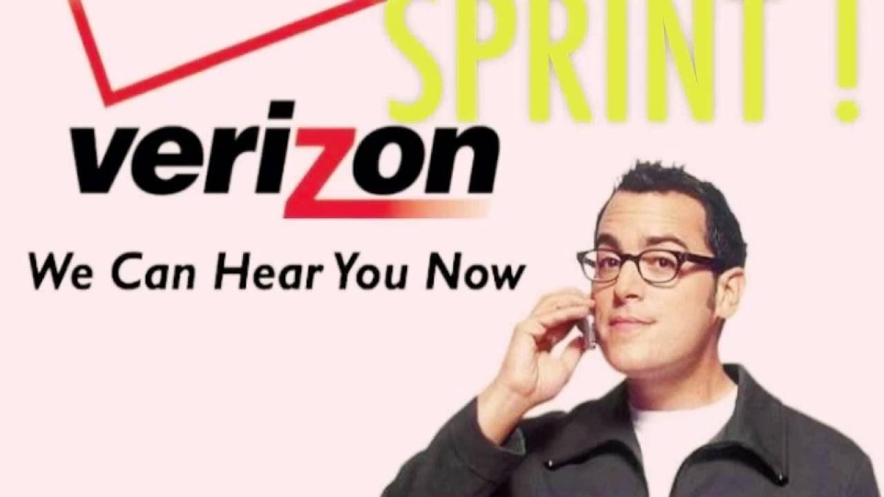 Verizon - Can You Hear Me Now
