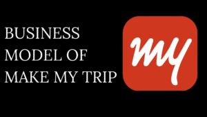 Business Model of Make My Trip