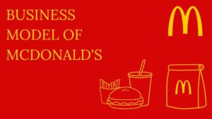 Business Model of McDonald's