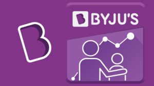 Business model of Byju
