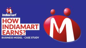 Business model of IndiaMART