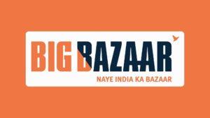 Business model of big bazaar